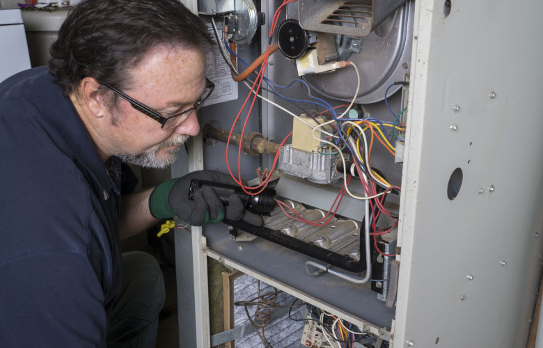 Paniccia is your local furnace service expert! Call us today when you are in need of maintenance, repair, installation or replacement!