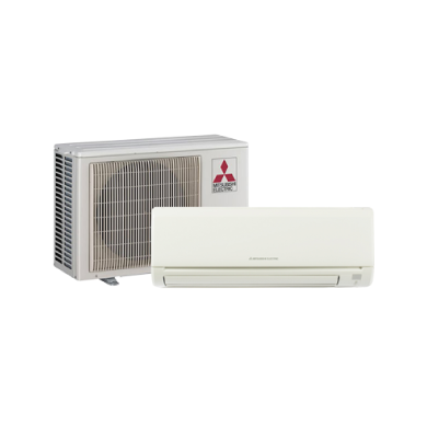 Mitsubishi Ductless Mini Split Systems